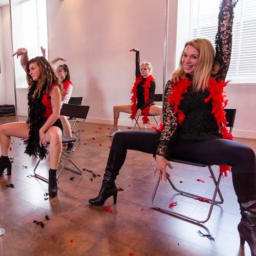 burlesque vrijgezellenfeest vrouwen breda